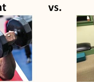 Krafttraining: Singlejoint versus Multijoint