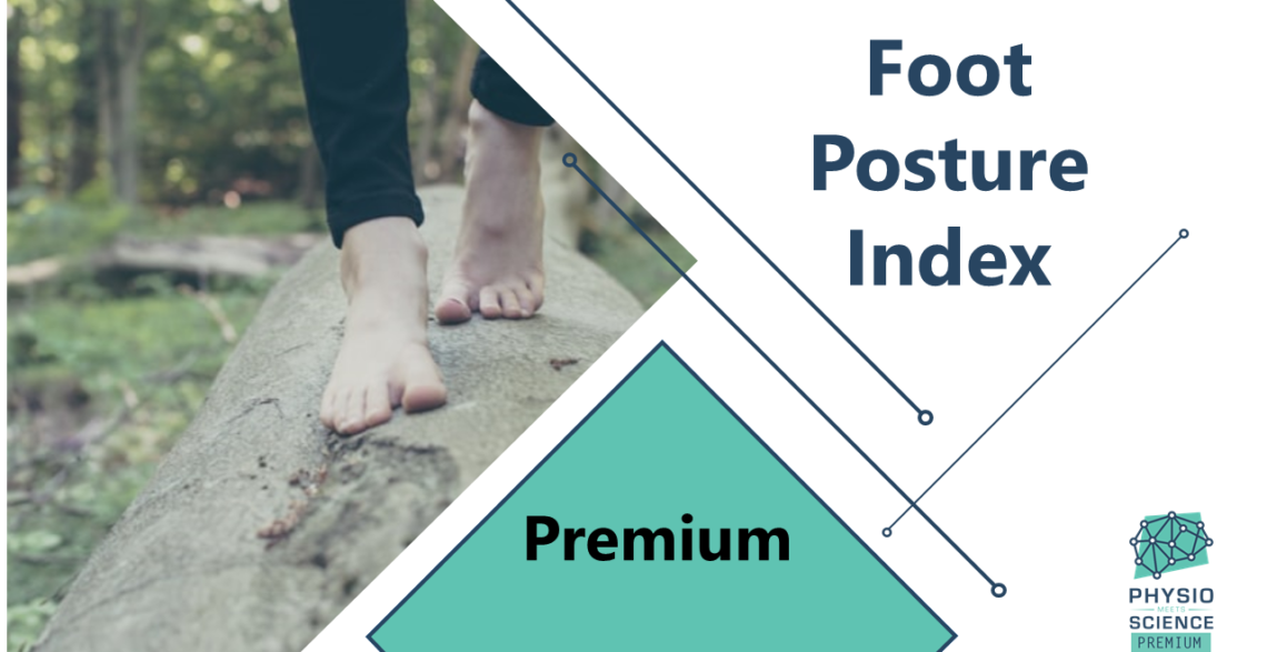 Foot  Posture Index
