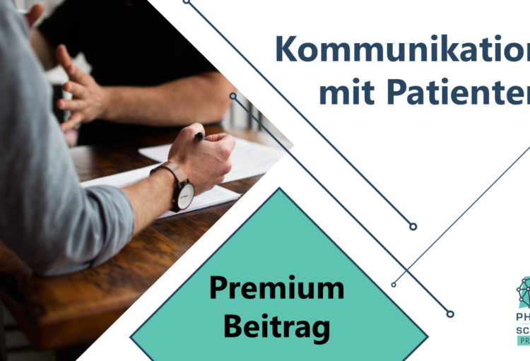 Kommunikation mit Patienten