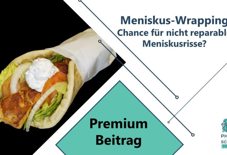 Meniskus-Wrapping: Chance für nicht reparable Meniskusrisse?