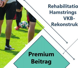 Rehabilitation der Hamstrings nach VKB-Rekonstruktion